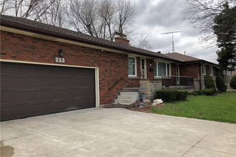 House for rent at 253 Limeridge Rd W Hamilton Ontario - MLS: H4052518