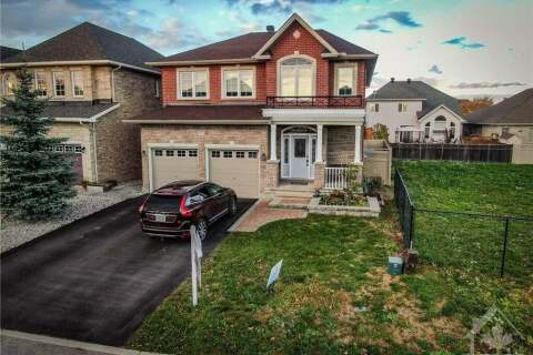 House for sale at 253 Madhu Cres Ottawa Ontario - MLS: 1215773