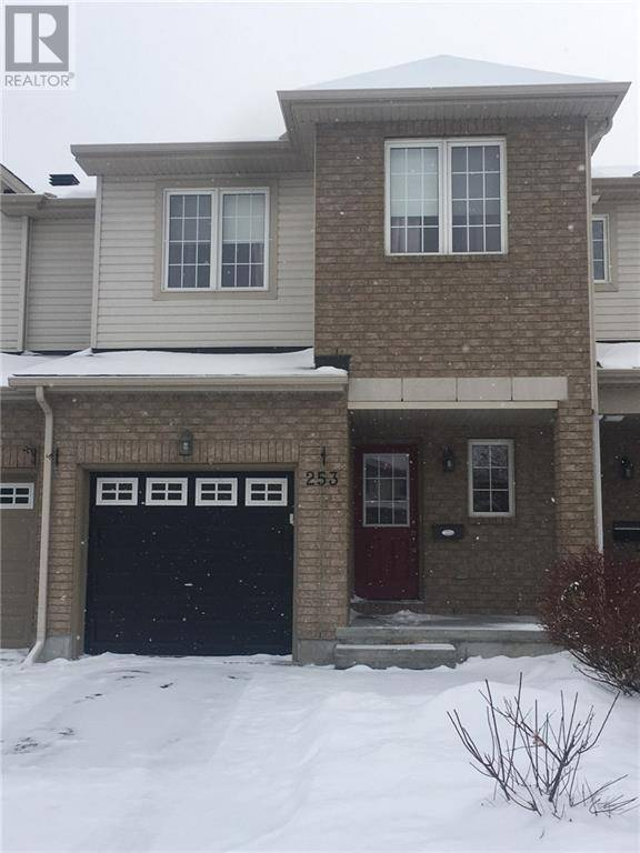 Townhouse for sale at 253 Opus St Ottawa Ontario - MLS: 1175466