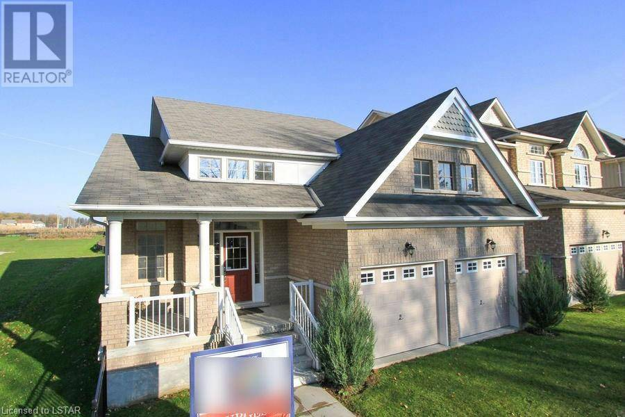 House for sale at 253 Pittock Park Rd Woodstock Ontario - MLS: 216338