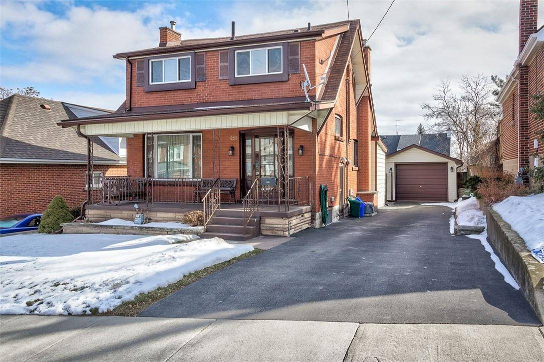 House for sale at 253 Rosewood Rd Hamilton Ontario - MLS: H4072662
