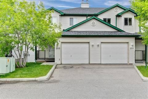 Townhouse for sale at 253 Taracove Pl Northeast Calgary Alberta - MLS: C4254919