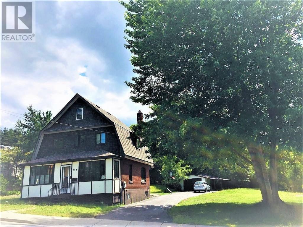House for sale at 253 Van Horne St Sudbury Ontario - MLS: 2078793