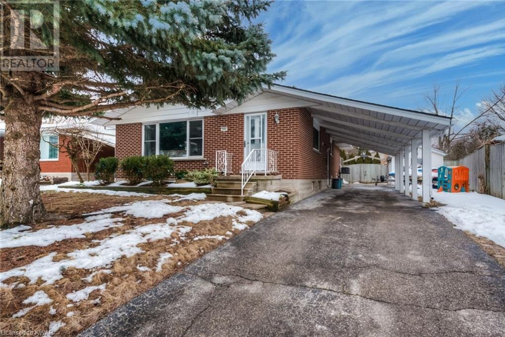 House for sale at 253 Winfield Ave Waterloo Ontario - MLS: 40057576