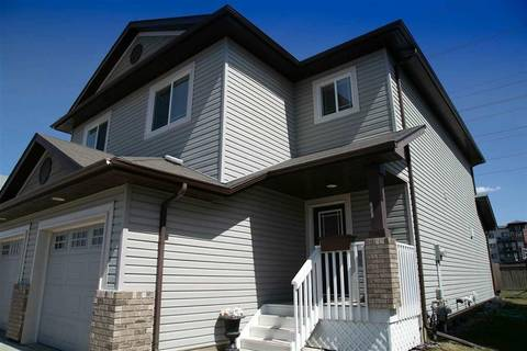 Townhouse for sale at 2531 29 St Nw Edmonton Alberta - MLS: E4162946