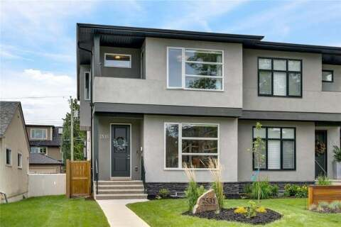 Townhouse for sale at 2531 3 Ave NW Calgary Alberta - MLS: C4306110