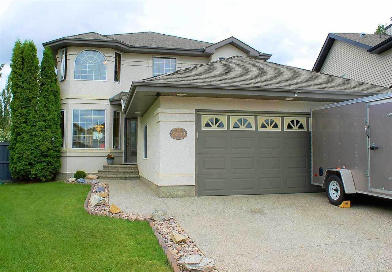 House for sale at 2531 Taylor Cv  Nw Edmonton Alberta - MLS: E4176358