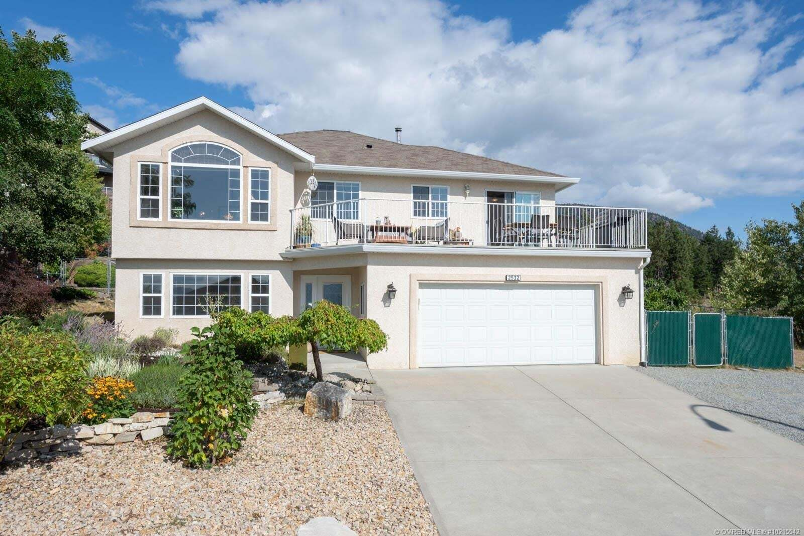 House for sale at 2532 Wild Horse Dr West Kelowna British Columbia - MLS: 10215542