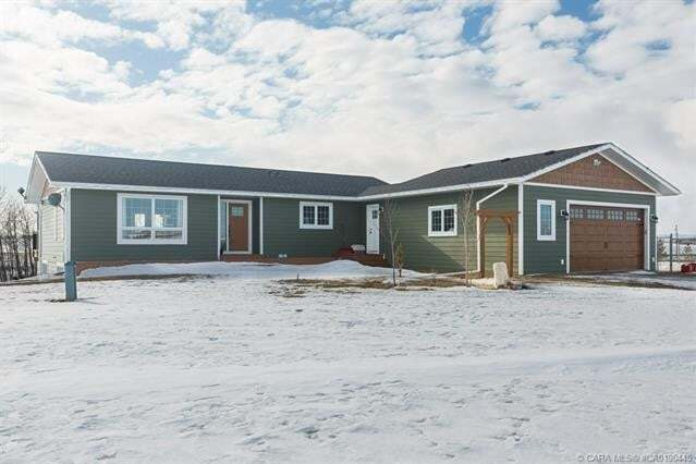 House for sale at 25329 Township Road 384  Rural Lacombe County Alberta - MLS: CA0190445