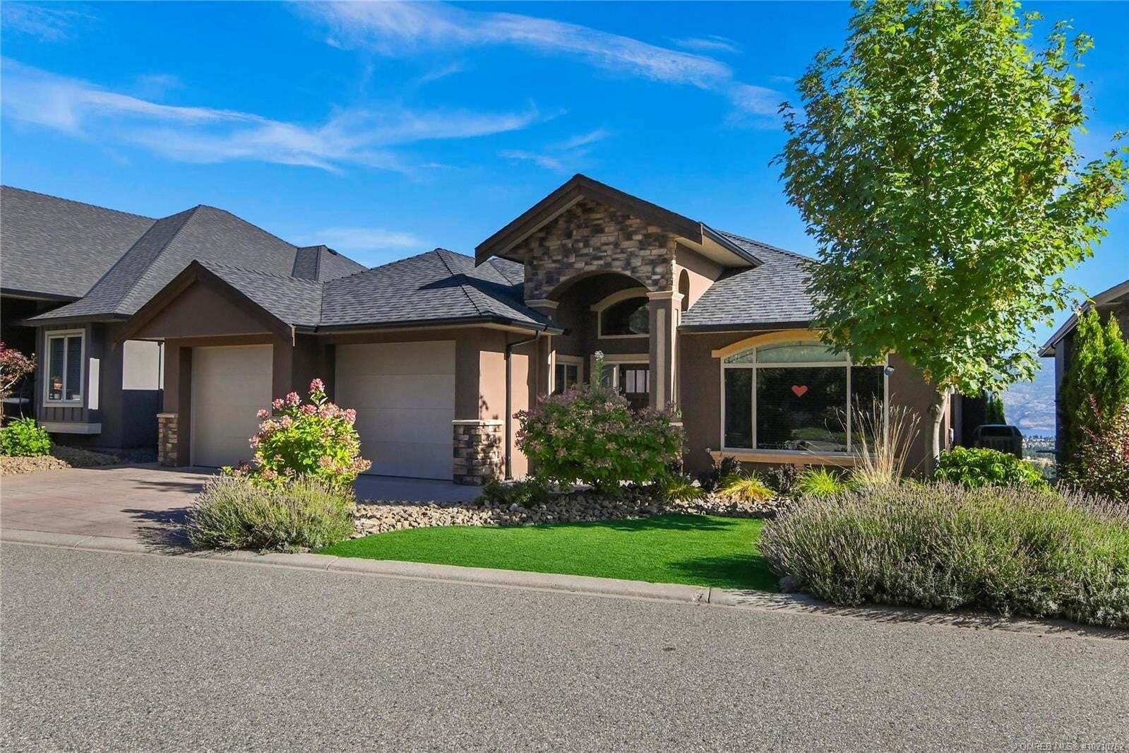 House for sale at 2534 Hedgestone Dr West Kelowna British Columbia - MLS: 10210762