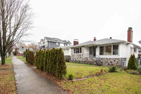 House for sale at 2535 1st Ave E Vancouver British Columbia - MLS: R2432986
