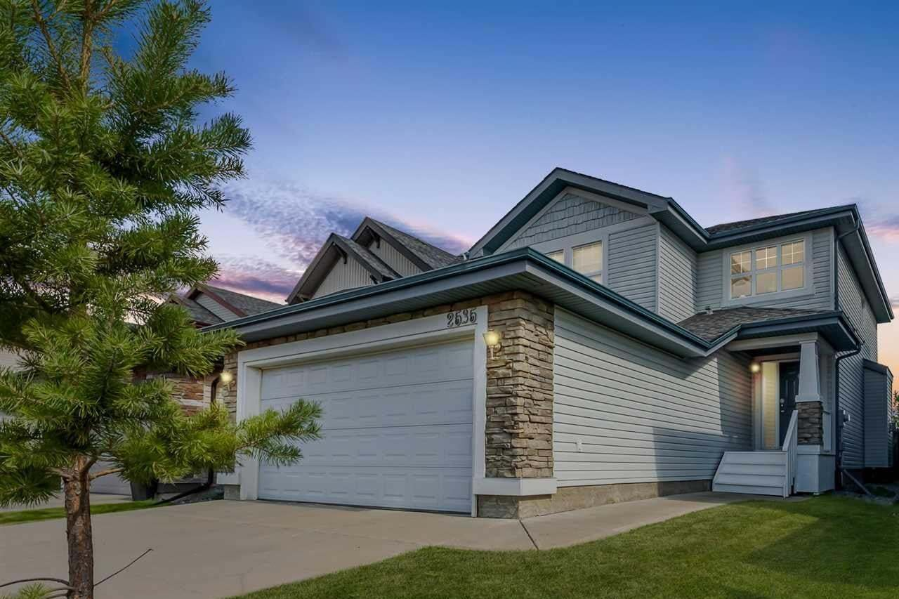 House for sale at 2535 Hanna Cr NW Edmonton Alberta - MLS: E4212805