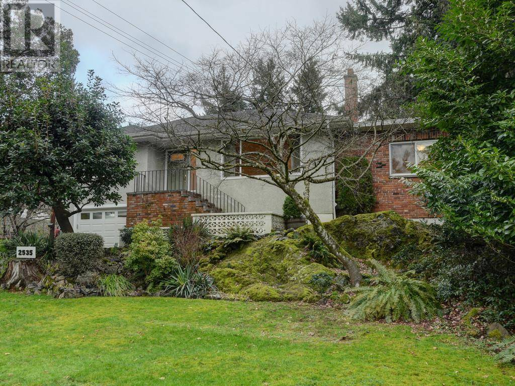 House for sale at 2535 Wentwich Rd Victoria British Columbia - MLS: 421035