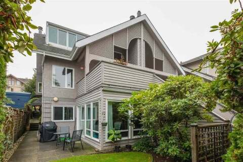 Townhouse for sale at 2536 Cornwall Ave Vancouver British Columbia - MLS: R2500805