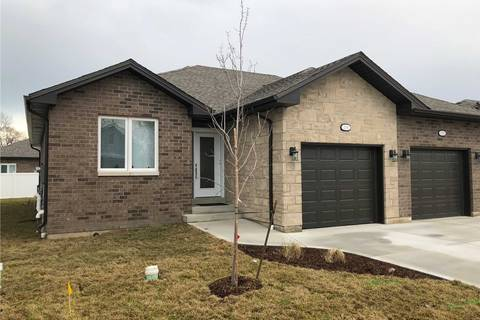 Townhouse for sale at 2536 Pillette Rd Windsor Ontario - MLS: X4420112