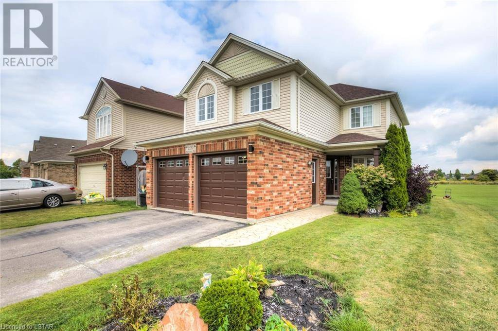 House for sale at 2537 Meadowgate Blvd London Ontario - MLS: 220533