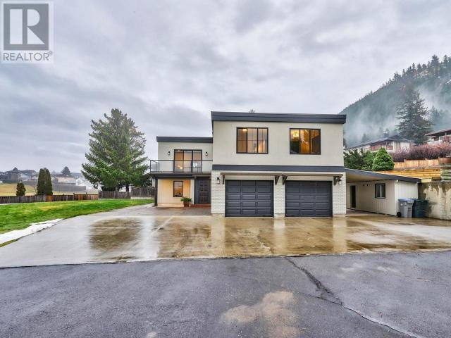 For Sale: 2537 Quappelle Boulevard, Kamloops, BC | 5 Bed, 4 Bath House for $839,900. See 48 photos!