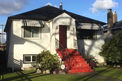 House for sale at 2539 18th Ave E Vancouver British Columbia - MLS: R2406843