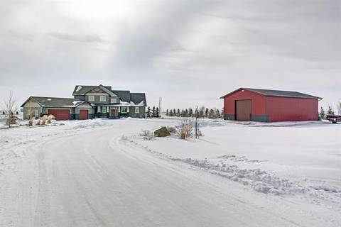 House for sale at 235056 Rr 254  Unit 254 Rural Wheatland County Alberta - MLS: C4232615