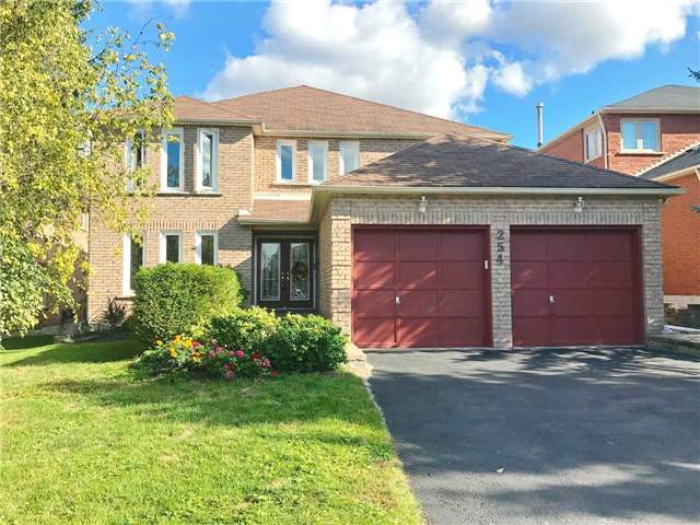 House for sale at 254 Alex Doner Drive Newmarket Ontario - MLS: N4295925