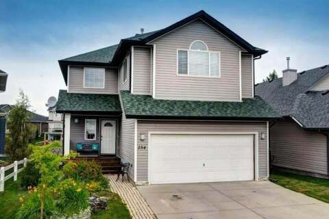 House for sale at 254 Bayside  Pt SW Airdrie Alberta - MLS: A1014197