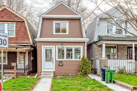 House for sale at 254 Cedarvale Ave Toronto Ontario - MLS: E4666822