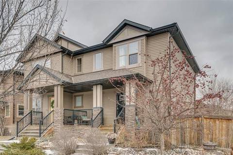 Townhouse for sale at 254 Chaparral Valley Dr Southeast Calgary Alberta - MLS: C4292601