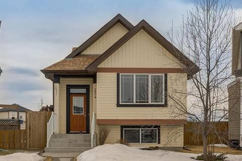House for sale at 254 Copperstone Gr Southeast Calgary Alberta - MLS: C4292258