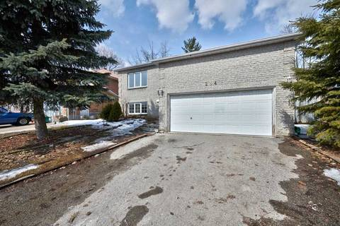 House for sale at 254 Edgehill Dr Barrie Ontario - MLS: S4390866