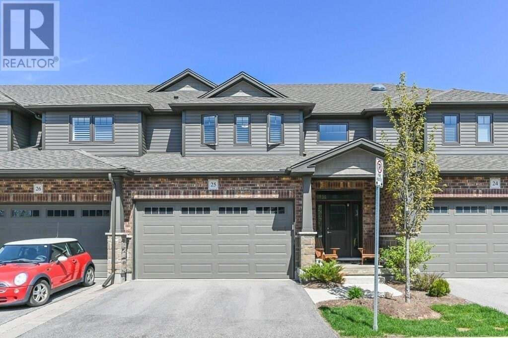Townhouse for sale at 254 Gosling Gdns Guelph Ontario - MLS: 30807426