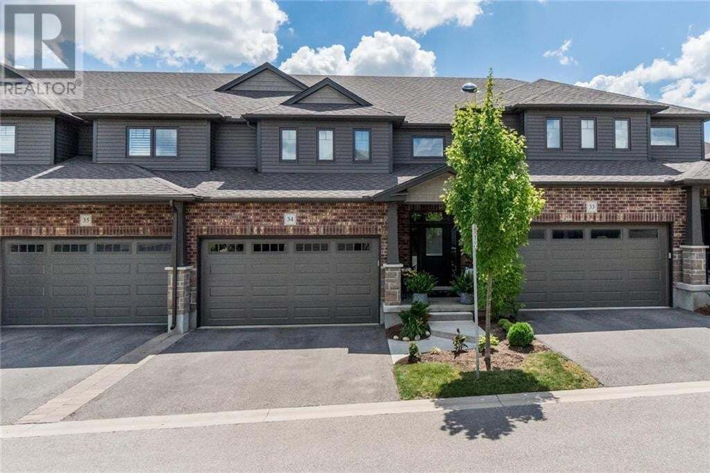 Townhouse for sale at 254 Gosling Gdns Guelph Ontario - MLS: 30827126