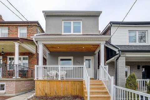 House for sale at 254 Mcroberts Ave Toronto Ontario - MLS: W4714262