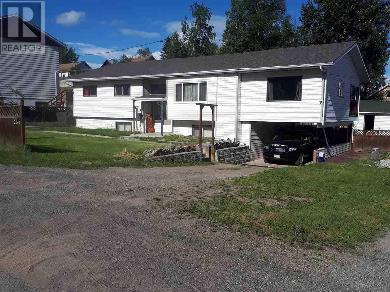 House for sale at 254 Baker Dr N Quesnel British Columbia - MLS: R2444138