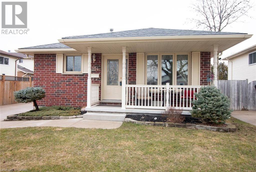 House for sale at 254 Portsmouth Cres East London Ontario - MLS: 252394
