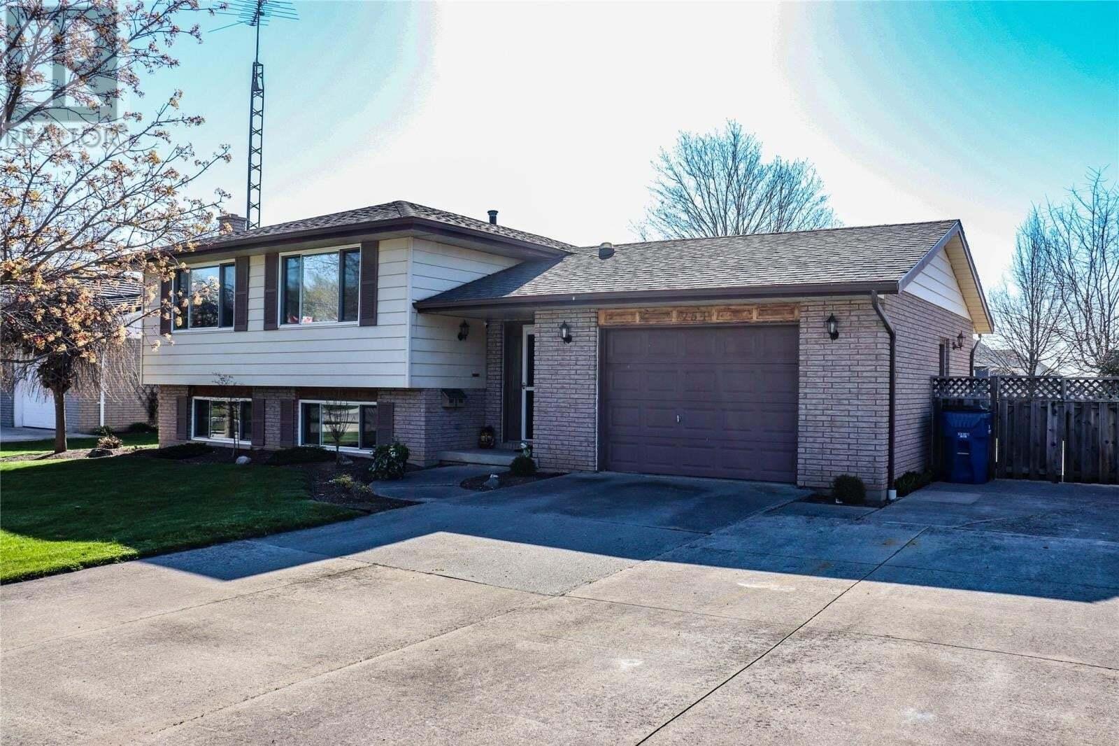 House for sale at 254 Regent St Blenheim Ontario - MLS: 20005231