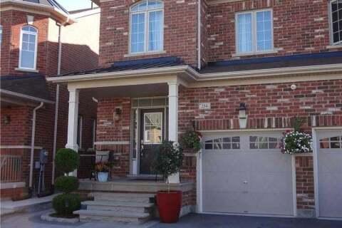 Townhouse for sale at 254 Robert Parkinson Dr Brampton Ontario - MLS: W4848689