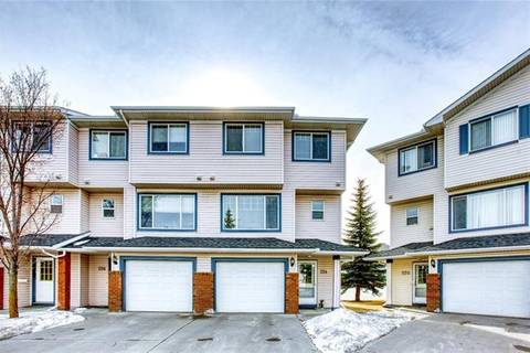 Townhouse for sale at 254 Rocky Ridge Ct Northwest Calgary Alberta - MLS: C4290708