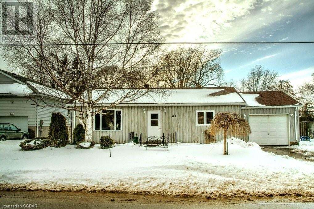 House for sale at 254 Thompson St Meaford Ontario - MLS: 247308
