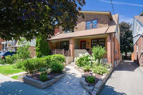 Townhouse for sale at 254 Torrens Ave Toronto Ontario - MLS: E4520271