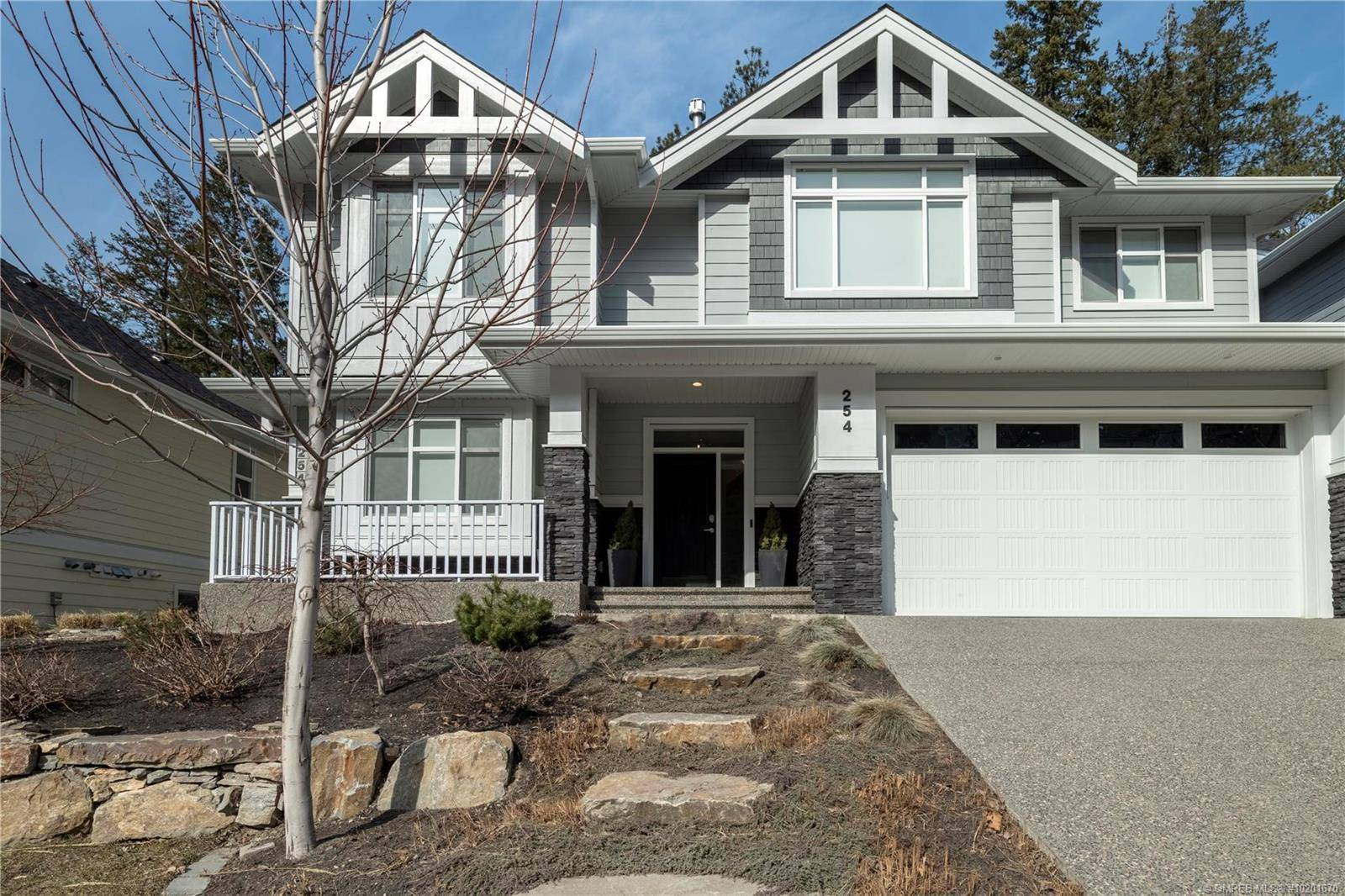 House for sale at 254 Upper Canyon Dr Kelowna British Columbia - MLS: 10201670