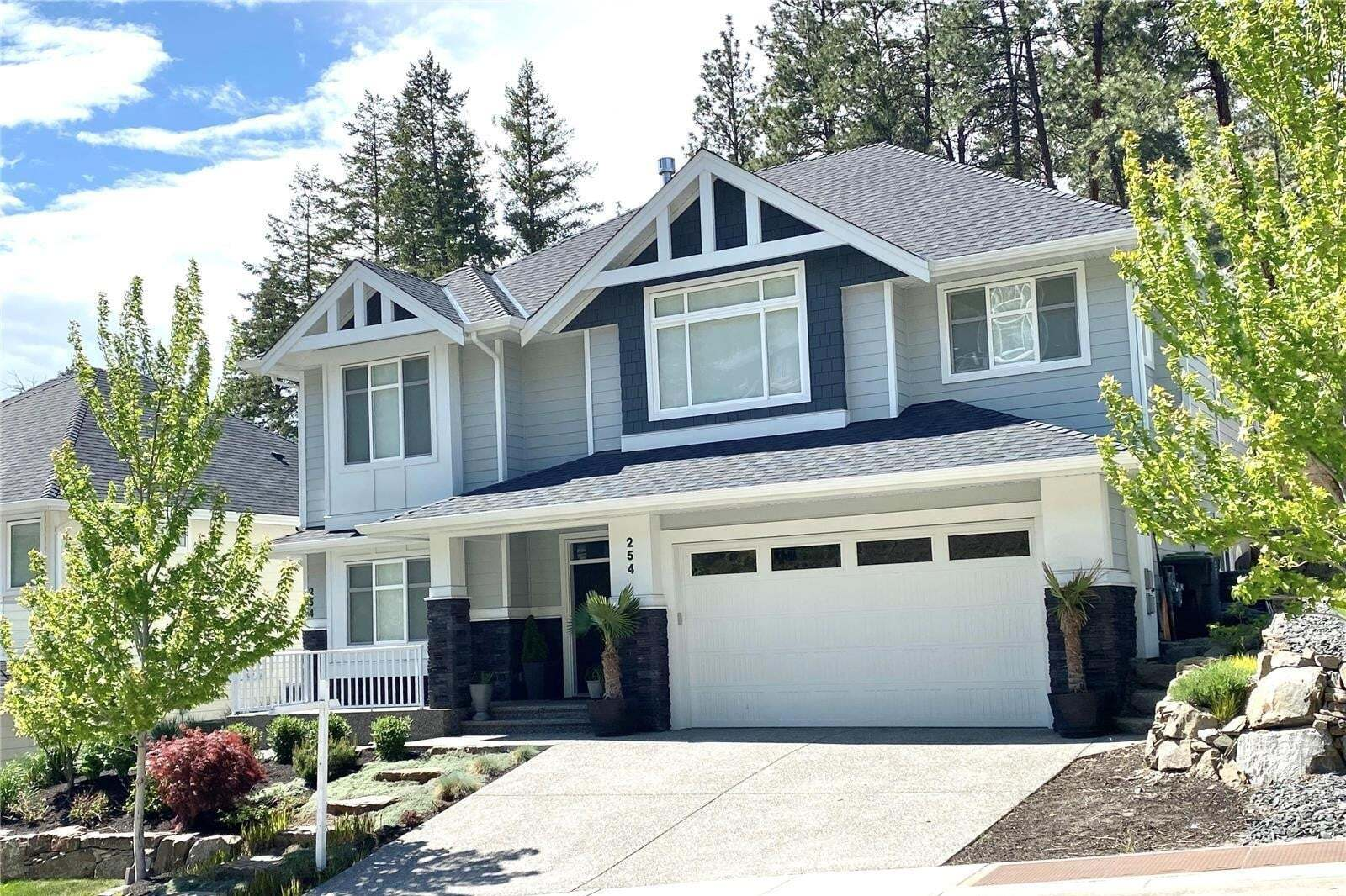 House for sale at 254 Upper Canyon Dr Kelowna British Columbia - MLS: 10207391