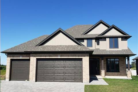 House for sale at 2540 Bond St Mount Brydges Ontario - MLS: 137773