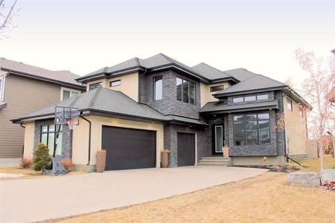 House for sale at 2540 Cameron Ravine Landng Nw Edmonton Alberta - MLS: E4152411