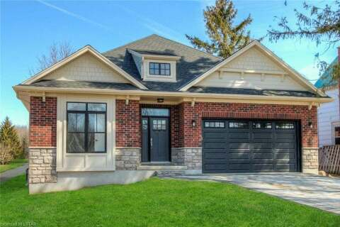 House for sale at 2540 Terry Fox Ct Mount Brydges Ontario - MLS: 244545
