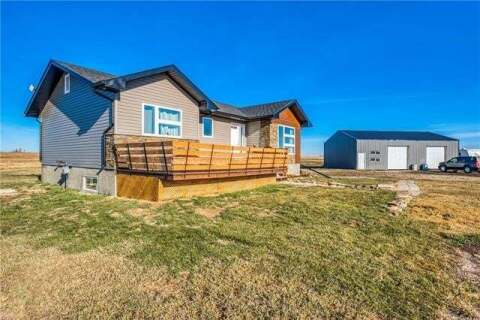 House for sale at 254002 Range Road 250  Rural Wheatland County Alberta - MLS: C4271228
