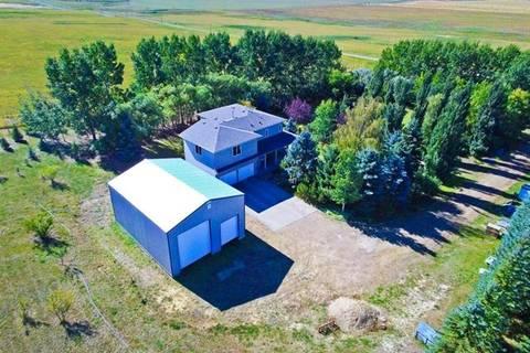 House for sale at 254033 Range Road 235  Rural Wheatland County Alberta - MLS: C4287811