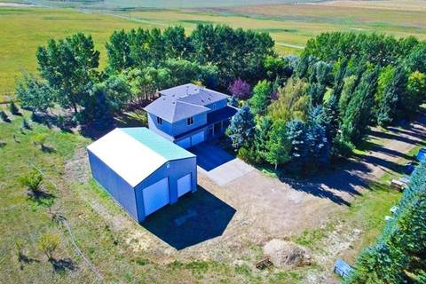 House for sale at 254033 Range Road 235  Rural Wheatland County Alberta - MLS: C4287811