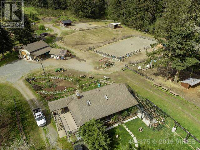 Home for sale at 2541 Herd Rd Duncan British Columbia - MLS: 463375