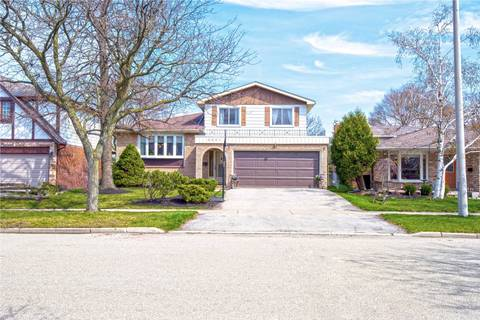 House for sale at 2541 Pinkwell Dr Mississauga Ontario - MLS: W4433659