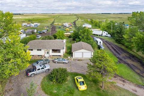 House for sale at 254130 Rge Rd 284  Rural Rocky View County Alberta - MLS: C4287945